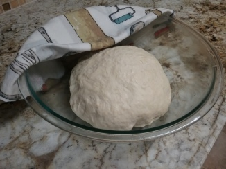 My Rosemary Pizza Dough