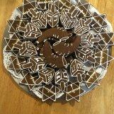 Mom's Gingerbread Judaica Cookies